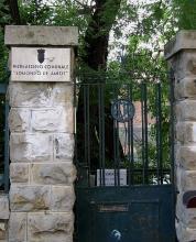 "Ricreatorio comunale ""Edmondo De Amicis"" a Trieste"