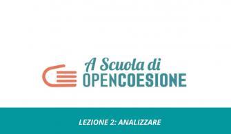 ASOC2021: Webinar  Lezione 2 - Analizzare