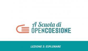 ASOC2021: Webinar  Lezione 3 - Esplorare