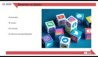 ASOC2021_Lezione 3  Comunicare i dati e le informazioni statistiche ufficiali con i social network